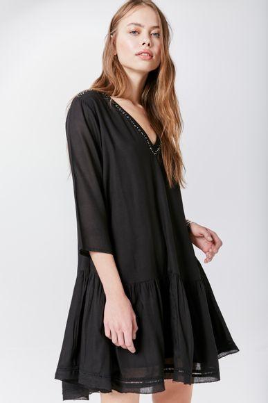 Vestido-Gola