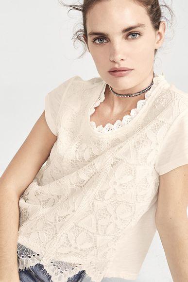 Remera-Lace