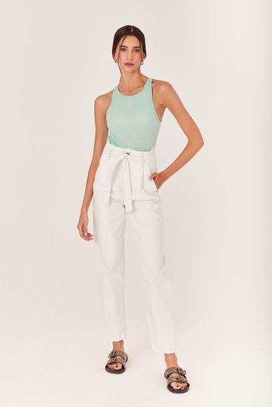 Jeans-Mounty-Off-White-Rapsodia