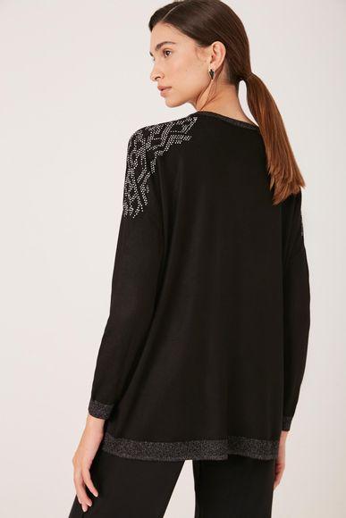 Sweater-Dayami-Studs-Rapsodia