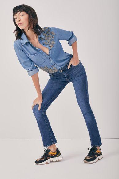 Jeans-Janis-Navy-Rapsodia